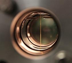 Fused silica capillary tube