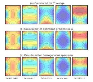Ultrasonic analysis of advanced ceramics prepared by SPS